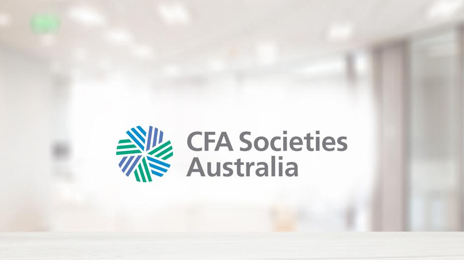 About Us CFA Societies Australia